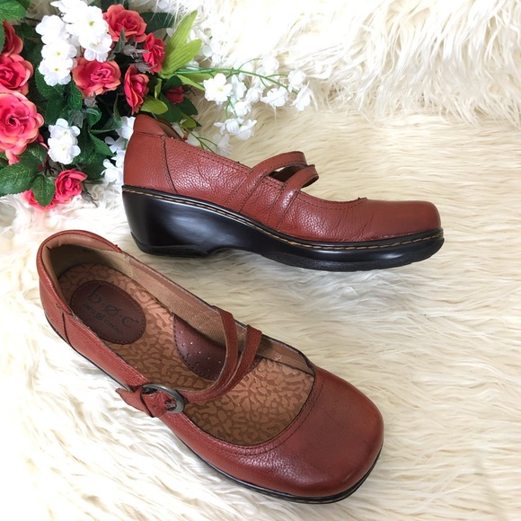 b.o.c. Shoes - B.O.C Born Concept Women's Leather Loafer Shoes